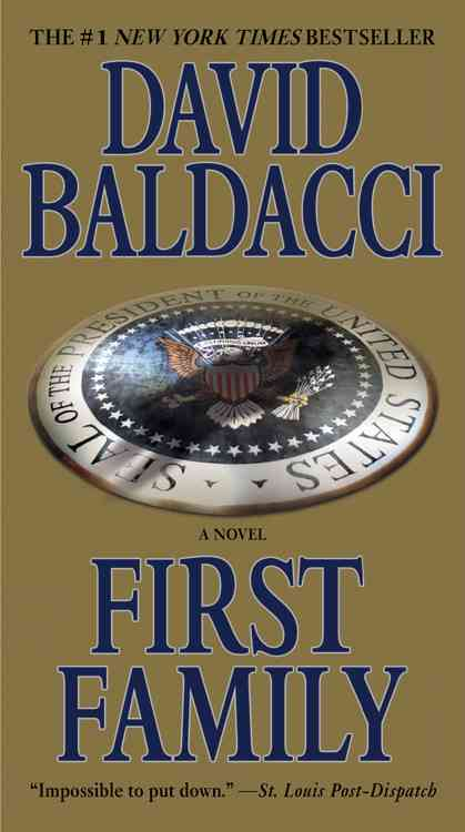 First Family By Baldacci, David